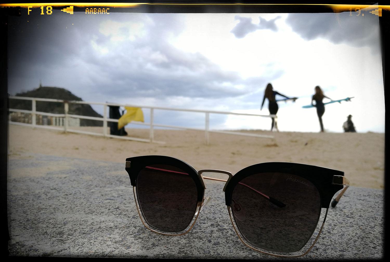 Onddi Optika | Gafas de sol de moda protección UV  Ana Hickmann 3037 A01