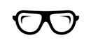 Montura de gafa aviador